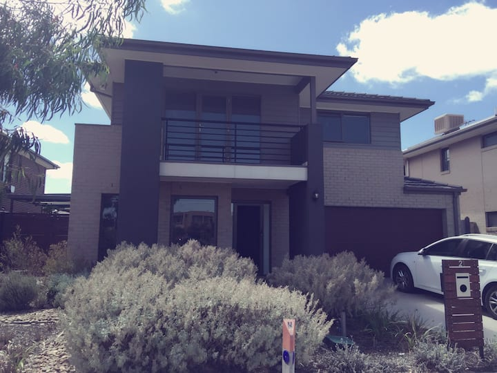 Cosy 4 bedrooms house in Melbourne