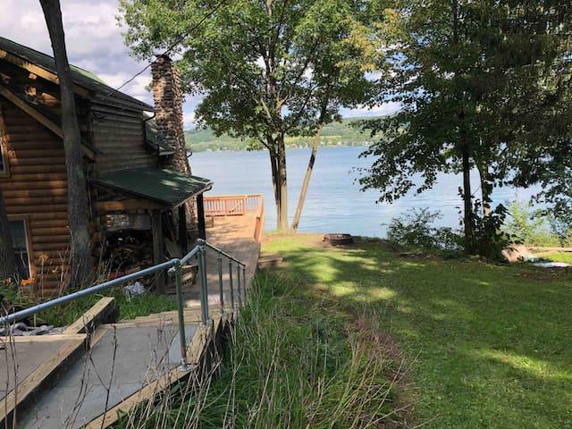Otisco Lake- Camp Damico