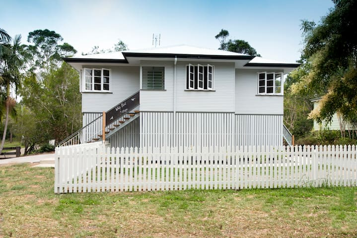 Whip Bird Cottage in the heart of  Eumundi