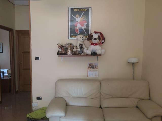 Ampio appartamento nel centro turistico - Sassari