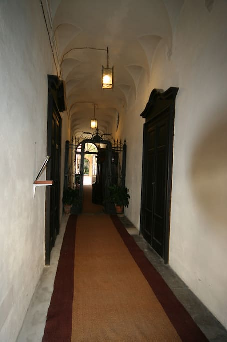 Androne d'ingresso