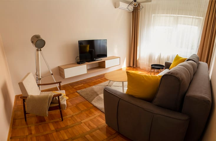 Apartment No.5 - near city center,parking free