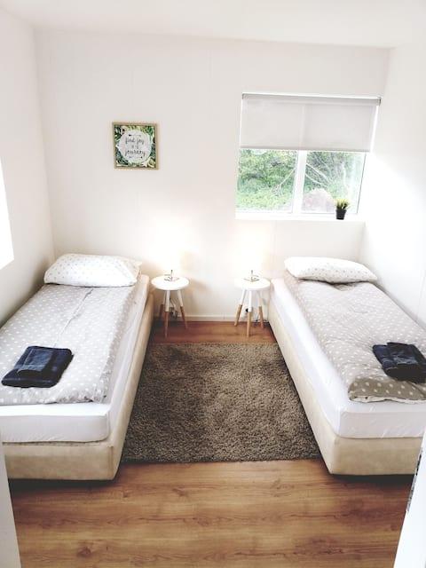Grænigarður - Spacious and beautiful apartment