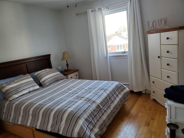 Appartement CEGEP,  secteur centro,Jacques Cartier
