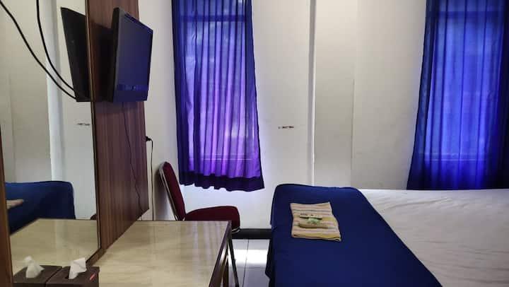 Cozy Superior AC @ De' Premium Hotel Musi Raya