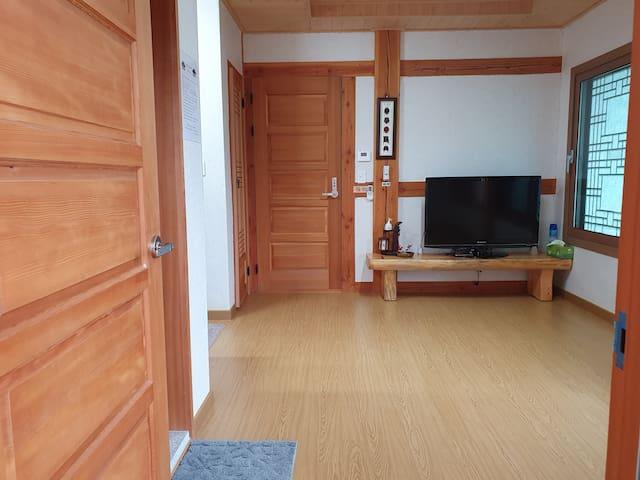 방 내부의 모습