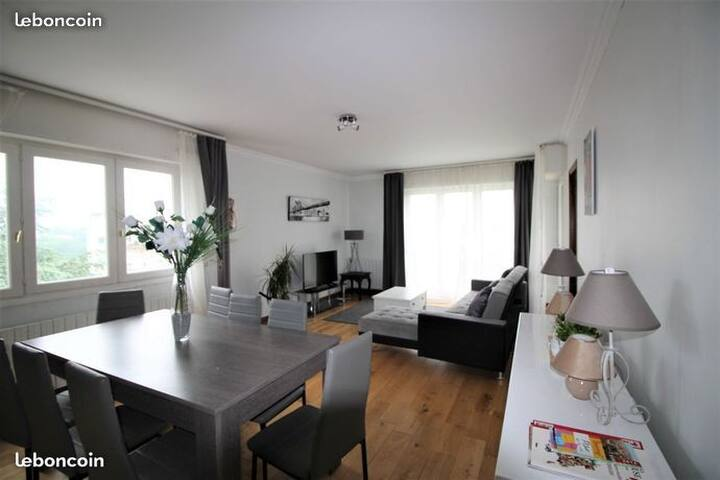 Appartement Bayonne centre 80m2 avec piscine