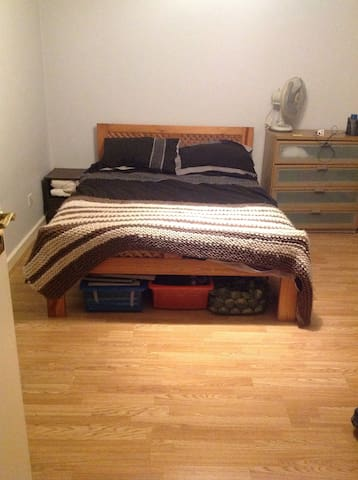Nice Double Room Close to Colleges & City Center - Cambridge - Wohnung