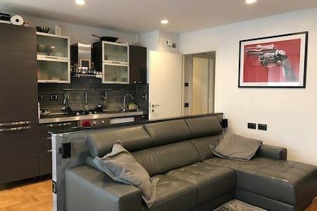 Delizioso appartamento immerso nel verde - Roma