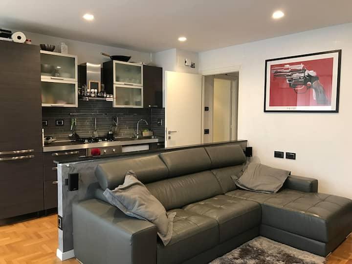 Delizioso appartamento immerso nel verde