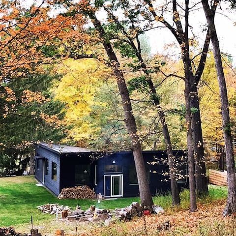 Gorgeous, modern home in upstate NY - Ulster Park - Hus