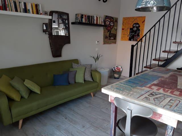 Maison Basquiat - casa d'artista