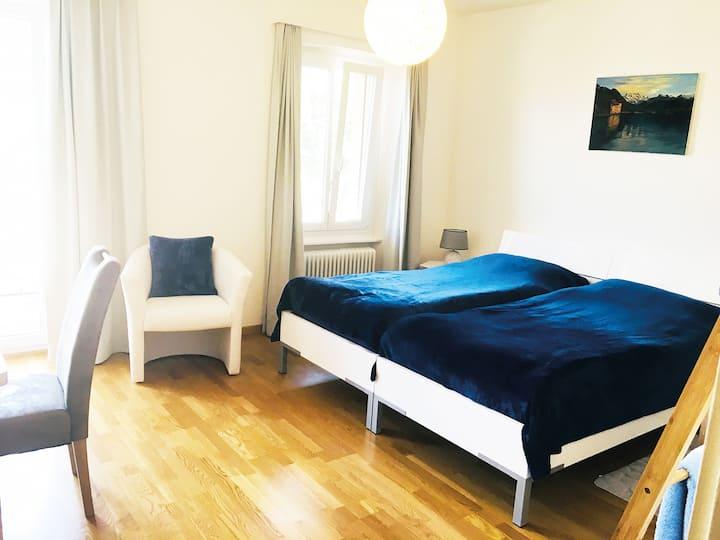 Chambre double dans maison d'hôtes - Nr 2