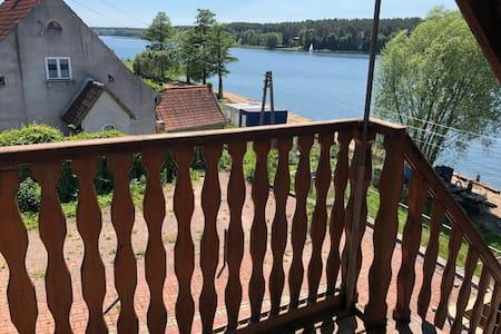 Apartament 4 w Mikołajkach - najpiękniejsze widoki