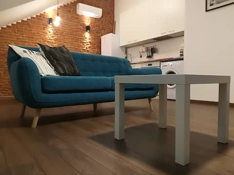 Rooftop Apartment near City centre - Brand New