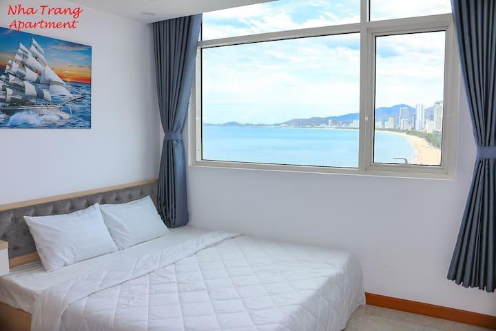 2 Bedroom Ocean view + Balcony City & Sea views