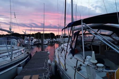 Sailing Grace - Enjoying life on the water!