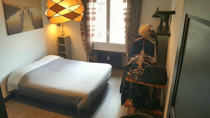 Our Bedroom!