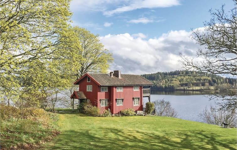 Holiday cottage with 2 bedrooms on 81m² in Dals Långed