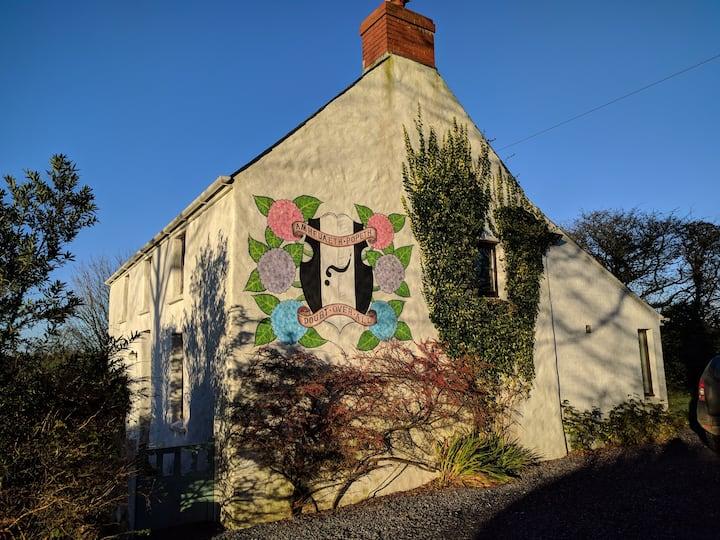 Beautiful Pembrokeshire holiday cottage (sleeps 4)