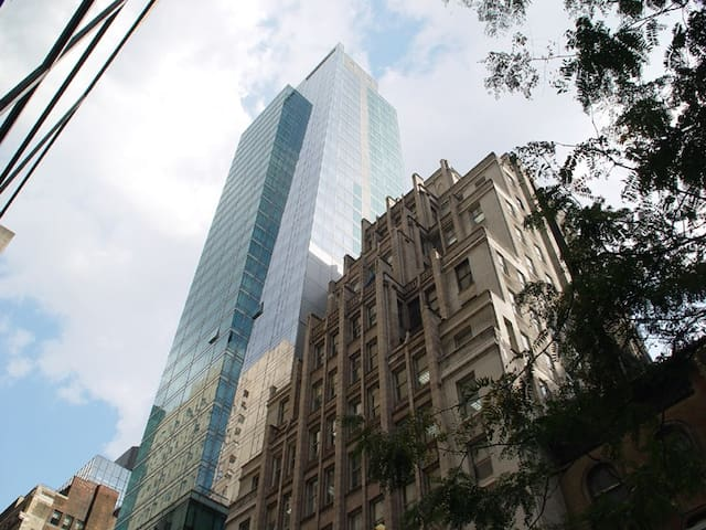 Amazing Manhattan 1 Bedroom | The Centria - New York - Apartemen