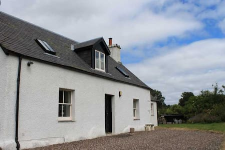 Charming Crofters Cottage, Perthshire, Scotland - Calvine - 一軒家