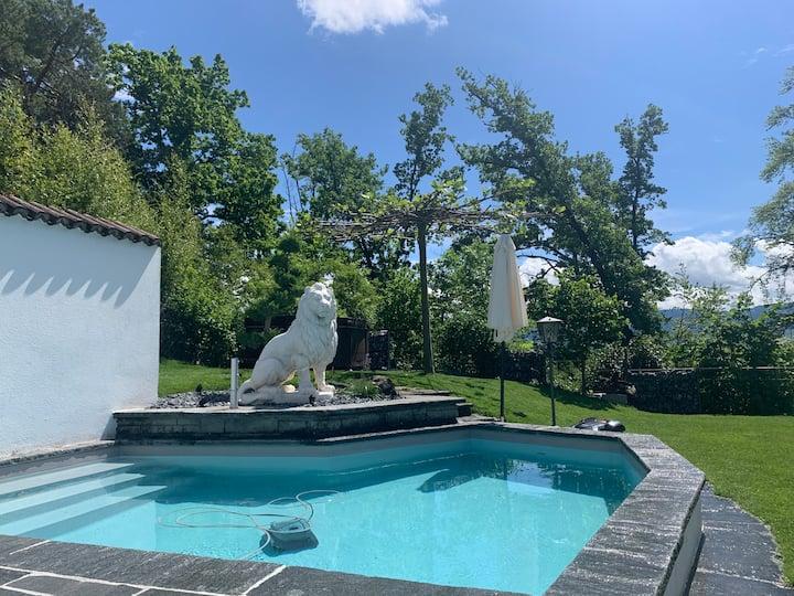 Ferienvilla Trümmlenweg mit Pool / Whirlpool