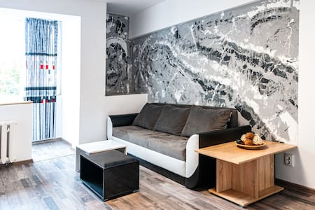 Grivitei Modern Apartment w/SmartTV & Free parking