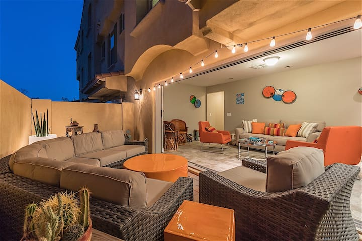 Princess Enclave Townhome ~ 2BR, 3BA Available For Your Next North Scottsdale Ge