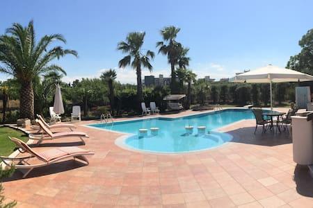 Villa Martino - Martina Franca - Appartamento con trattamento alberghiero