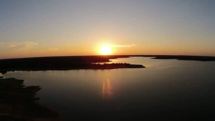 Port Davis on Shawnee Twin Lakes