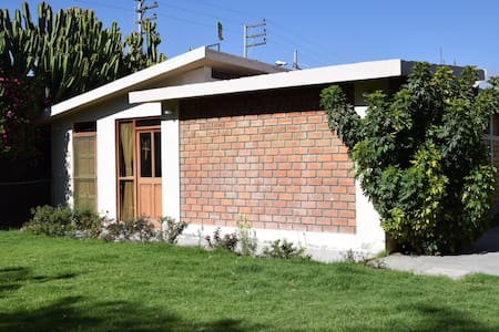 Private Bungalow with garden, gym, pool and more.. - Arequipa