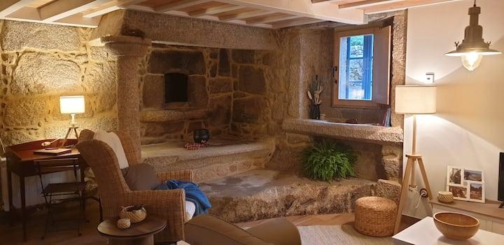 OLardoMar - Casa Rural Lareira