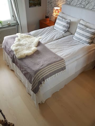 Newly renovated, close to nature. - Kiruna - Wohnung