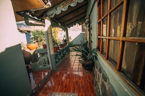 Casa Completa-2 baños, cocina , Sala-Casa Zulay-