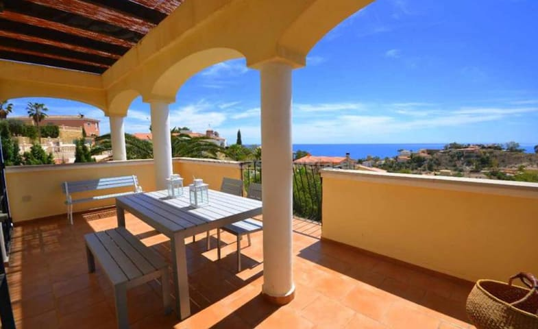 Beautiful villa with amazing view !!! - Campello - Villa