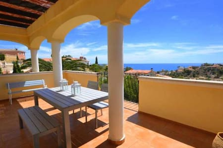 Beautiful villa with amazing view !!! - Campello