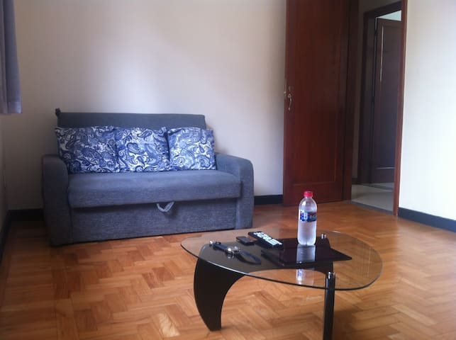 Excelent location, clean and confortable apt! - Belo Horizonte