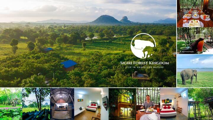 Sigiri Forest Kingdom -  Luxury Full Resort