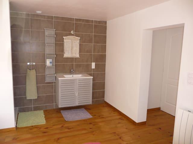 Chambre d'hôtes ensoleillée entre Nyons et Vaison - Mirabel-aux-Baronnies - Guesthouse