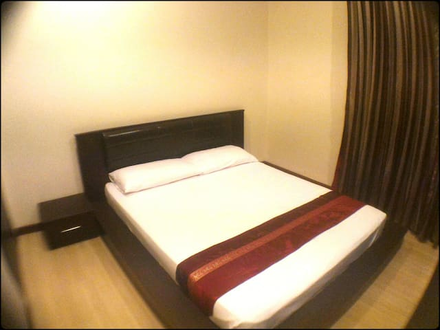 Simple Room in 1 Borneo near UMS