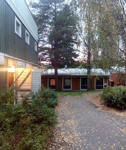 Stay in a House! 15min Airport FREE Laundry& Sauna - Vantaa