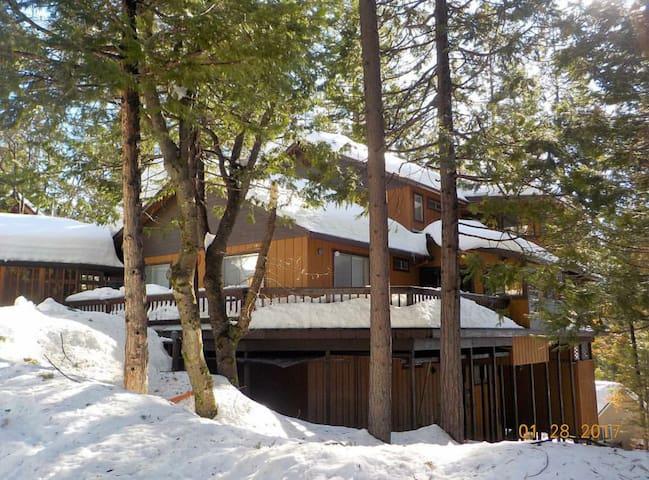 Huge Family Home Near Dodge Ridge and Pine Crest