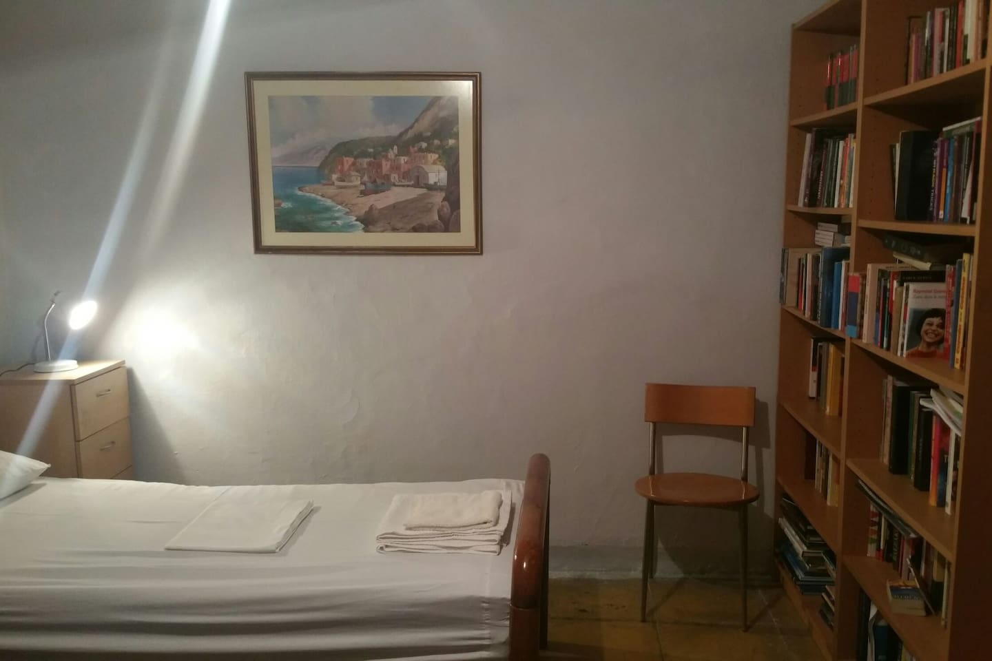 Communist time apartment in the center