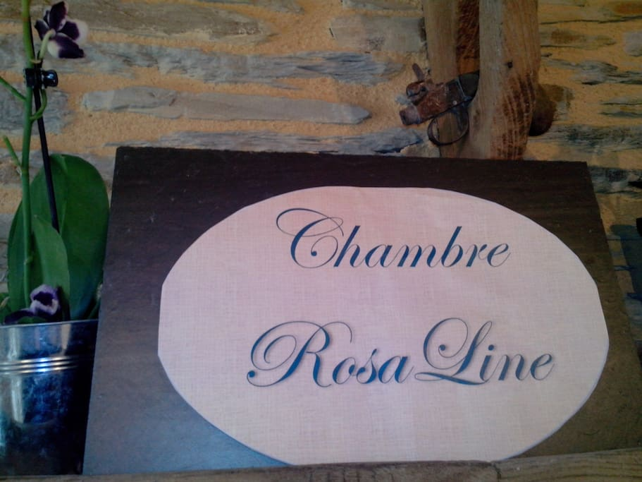 Chambre RosaLine