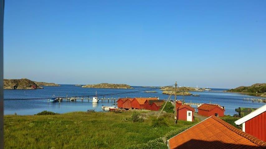 Havsnära lägenhet med utsikt mot väster - Gothenburg - Apartment