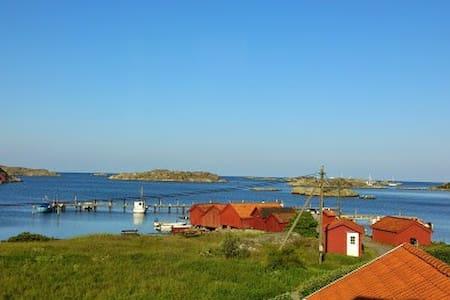 Havsnära lägenhet med utsikt mot väster - Göteborg - Wohnung