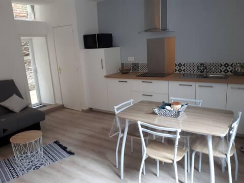 Appartement cosy proche centre-ville