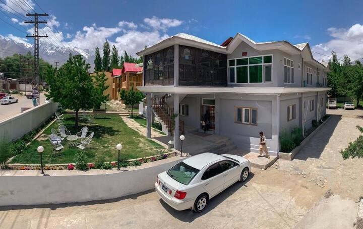 Luxury rooms in Skardu