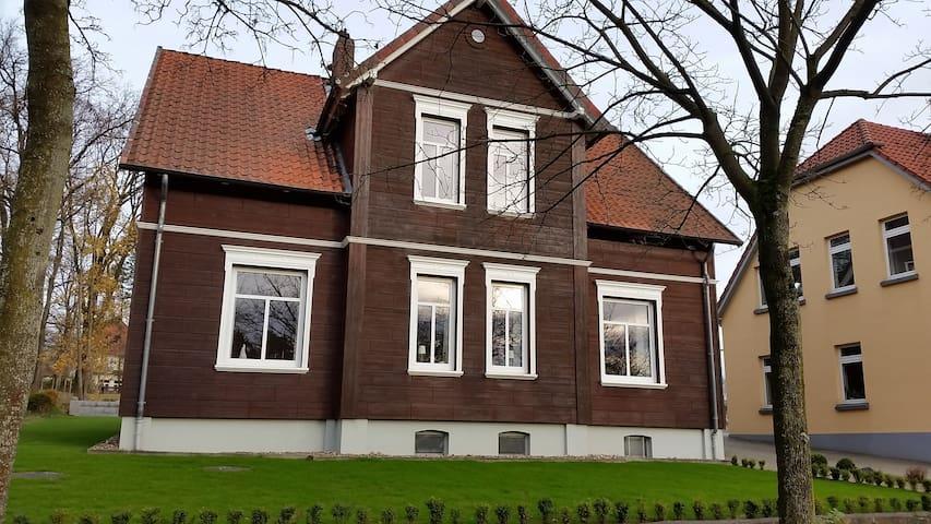 Wohnung in bester Lage am Stadtpark nähe HeidePark